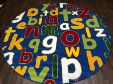 200CMX200CM ABC ALPHABET RUGS/MATS HOME/SCHOOL EDUCATIONAL NON SILP MATS NICE